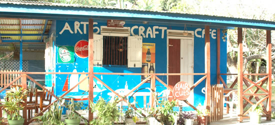 Colourful Café, Bequia
