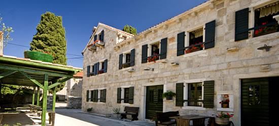 The Old Town of Sukosan, Croatia