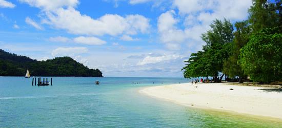 Beautiful Beaches, Langkawi
