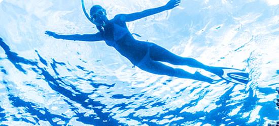 Snorkeling Maldives