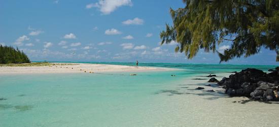 Cerf's Lagoon, Mauritius