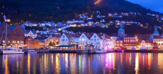 Bergen Twilight
