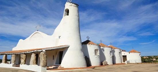 Stella Maris Church, Sardinia
