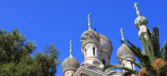 The Russian Orthodox Church, San Remo