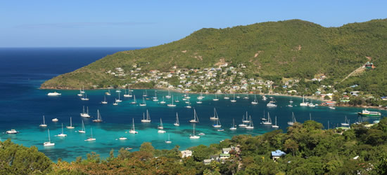 Excellent Anchorage, Bequia