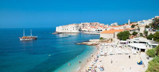 South Dubrovnik Beach