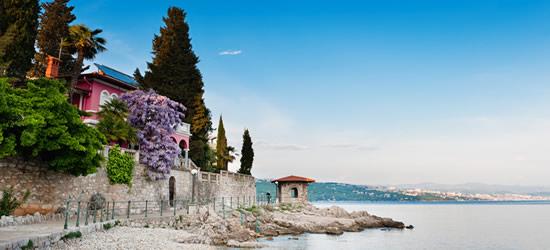 Adriatic Blue, Opatija