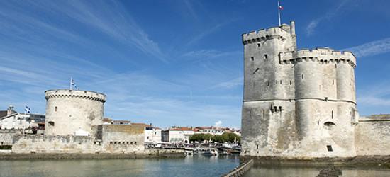 Autumn Photo of La Rochelle
