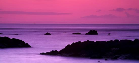 Crimson Sunset, Mauritius