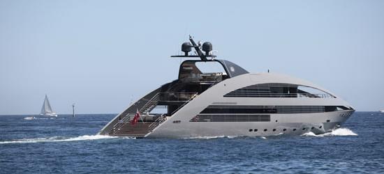 Mega Yachts, Sardinia