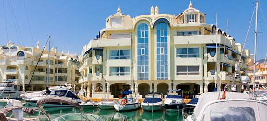 Benalmadena Marina, Malaga