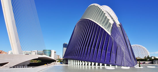 City of Arts & Sciences & Oceanographic Center, Valencia