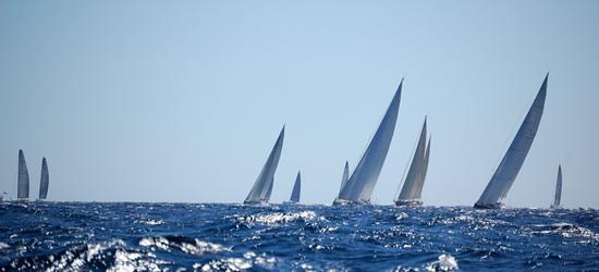 Maxi Yachts, Rolex Cup, Sardinia