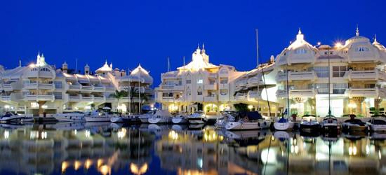 Benalmadena Marina, Spain