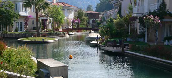 Gocek Village