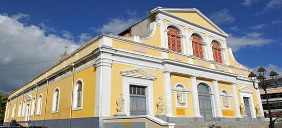 Basilica of Pointe-a-Pitre, Guadeloupe