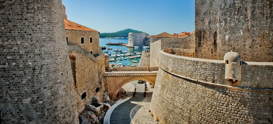 Fortress of Dubrovnik