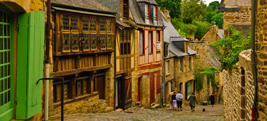 Medieval Brittany, France