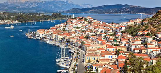 The Greek Island of Poros