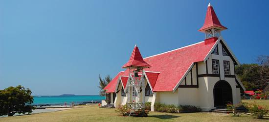 Red-Roofed Church, Cap Malhureux