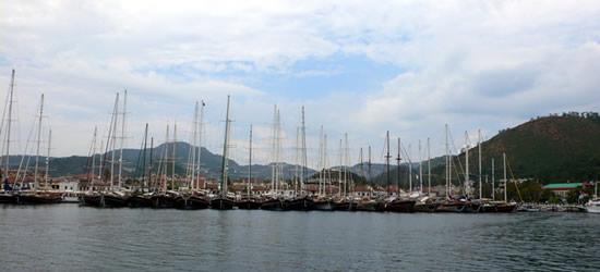 Marmaris Port, Turkey