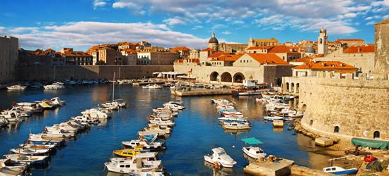 Old Port & Town Pier, Dubrovnik