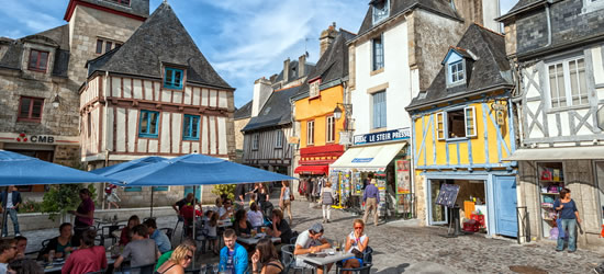The Medieval Town of Quimper