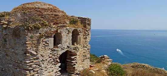 The Old Castle of Skiathos