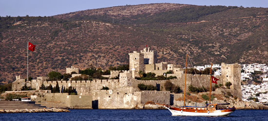 Medieval Castle of St Peter, Bodrum