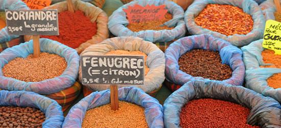 Spice Stall, Martinique