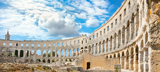Roman Arena, Pula