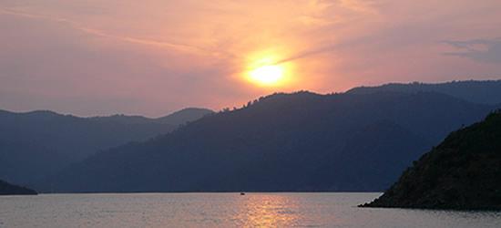 Sunrise, Gocek