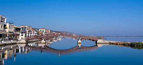 Lefkas Bridge