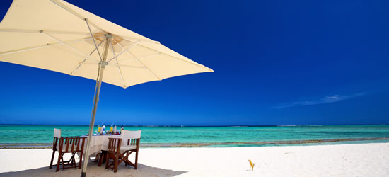Breakfast, Mauritius