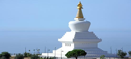 Buddhist Temple, Benalmadena