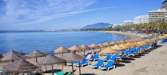 Sun Loungers, Marbella