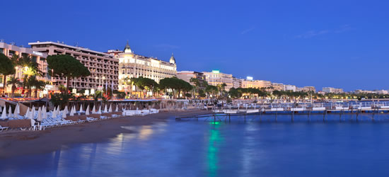 The Cosmopolitan City of Cannes