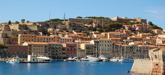 The Main Harbour, Portoferraio