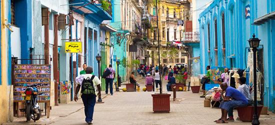 Colourful Streets of Cuba