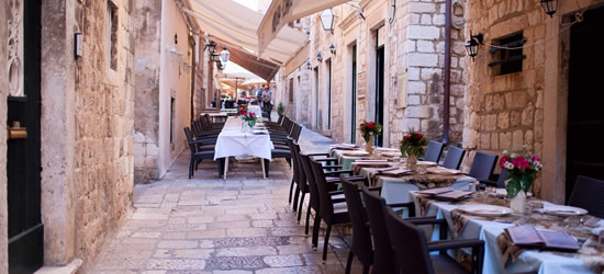Restaurant in the Heart of the Old Town