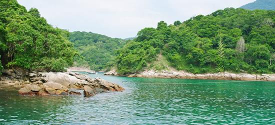The Blue Lagoon Angra dos Reis