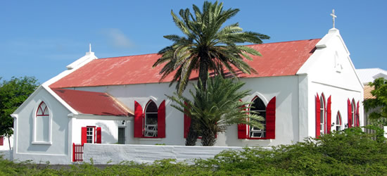 Historic First Cathedral, Turks & Caicos