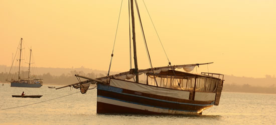 The Dhows of Tanzania