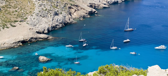 The Turquoise Waters of Mallorca