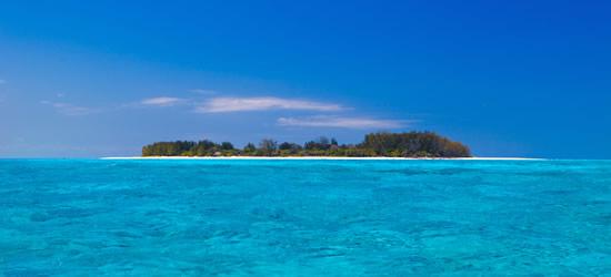 Remote Island, Tanzania