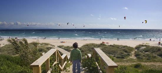 Kite Surfing, Tarifa
