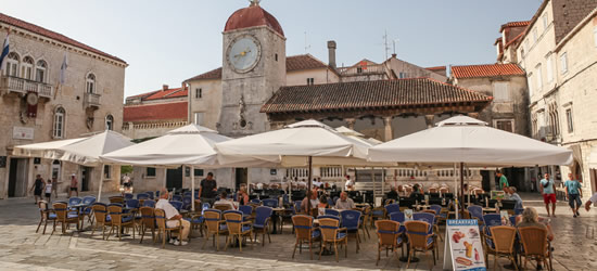 Town Square, Trogir