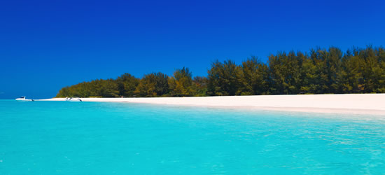 Colours of the Indian Ocean