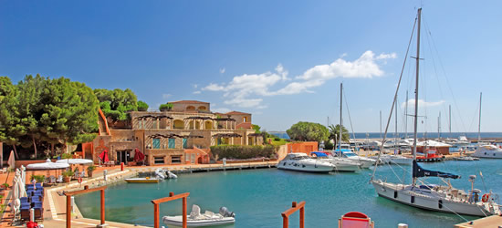 Portisco Marina, Sardinia
